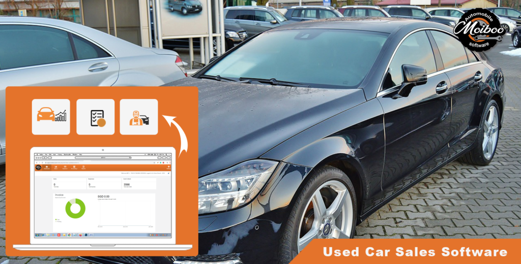 Used Car Sales Software