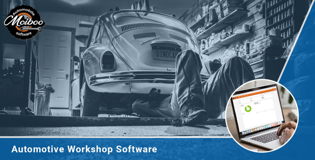 how automotive workshop software dominates the Workshop industry