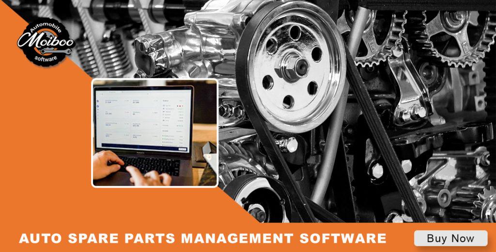Auto Parts Software