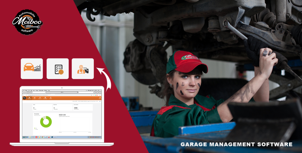 How Garage management software benefits the workshop business?