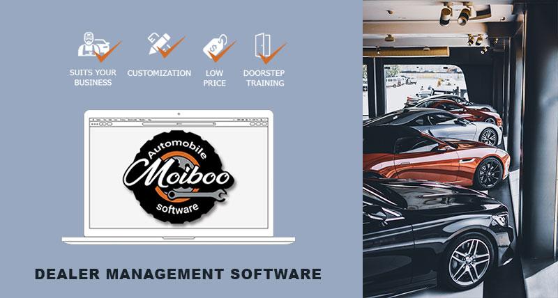Dealer management software