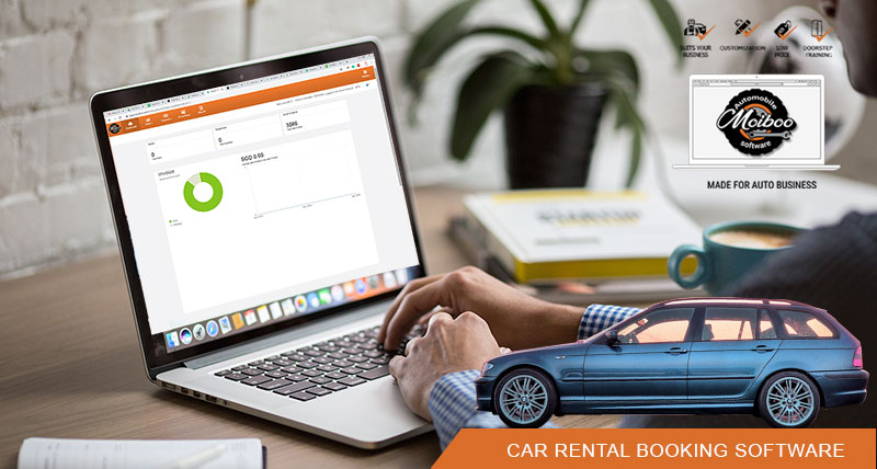 car rental software