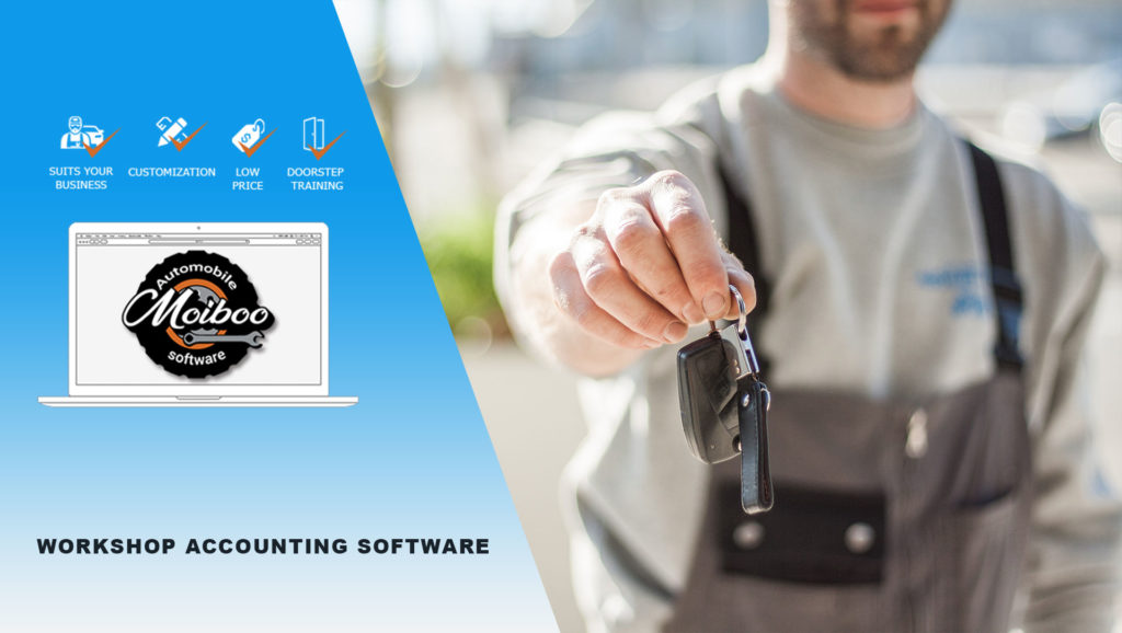 Workshop Accounting Software
