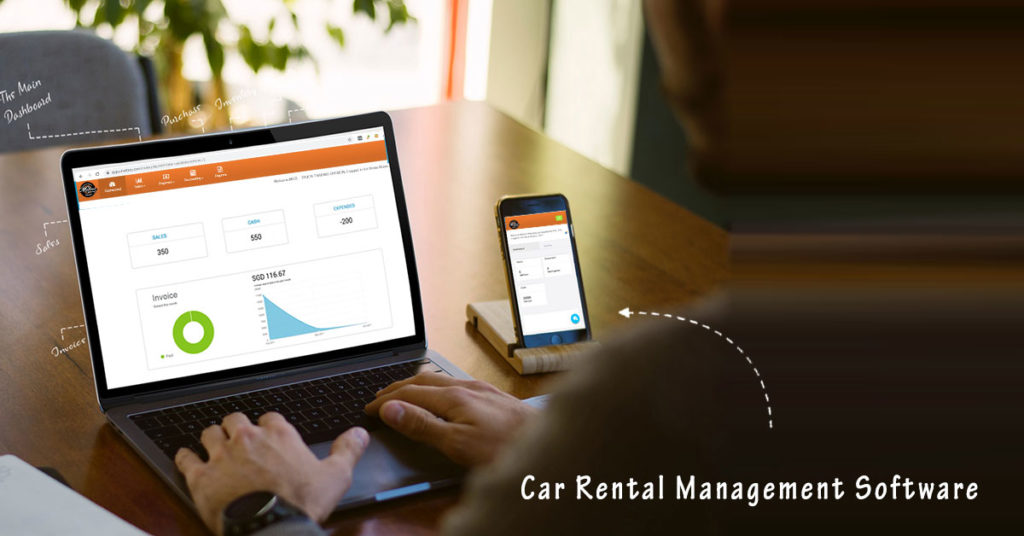 car rental management software