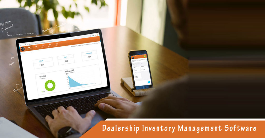 dealership inventory management software