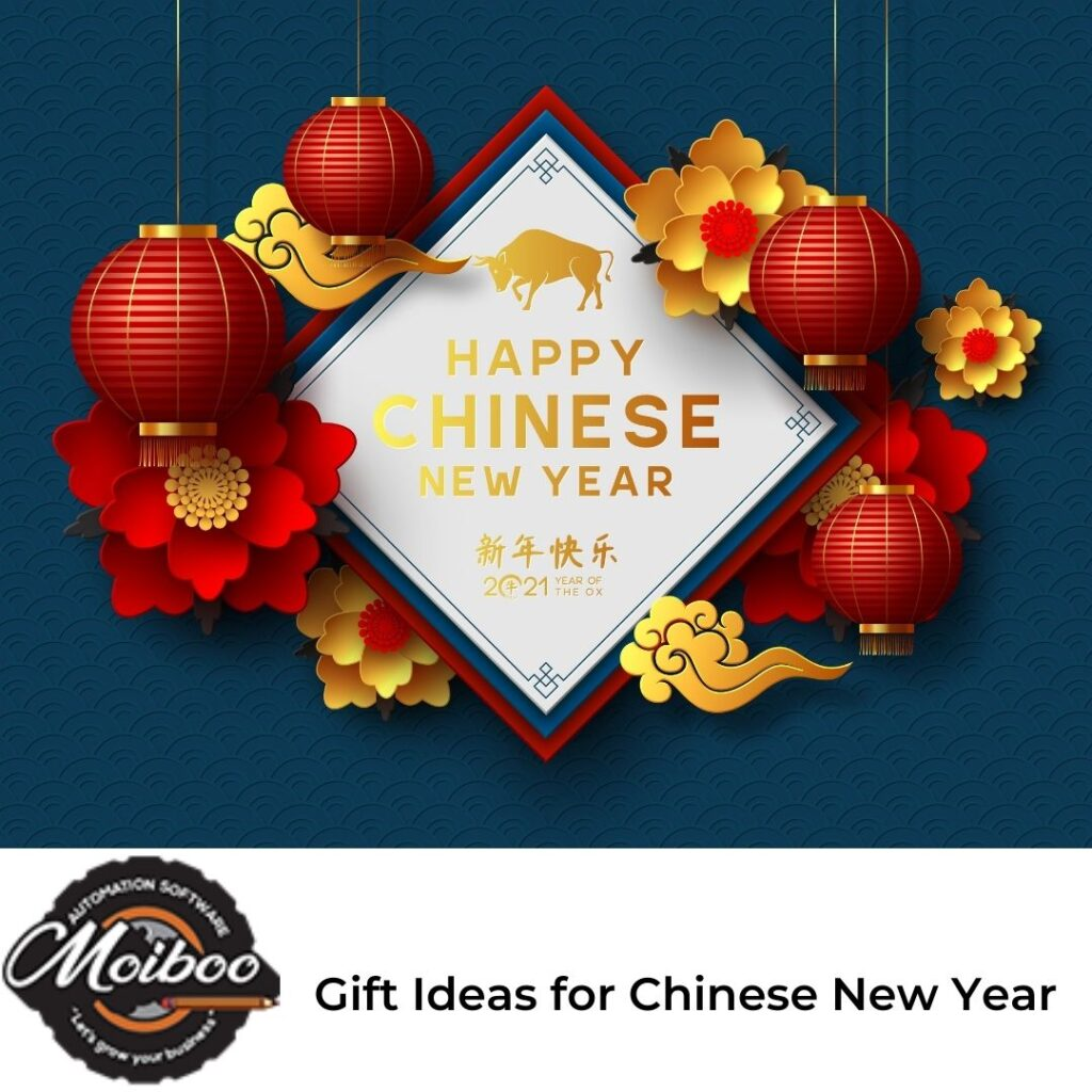 Best gift idea for Chinese new year to your customer