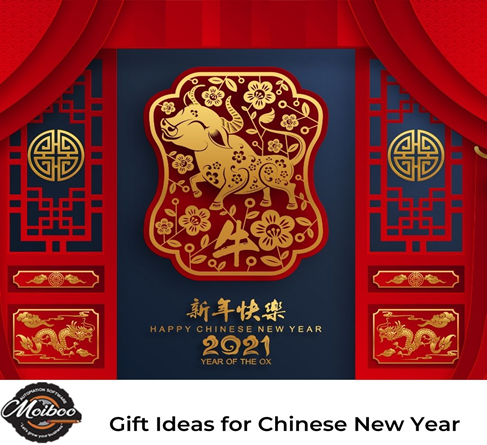 Chinese New Year gift ideas to your business customers
