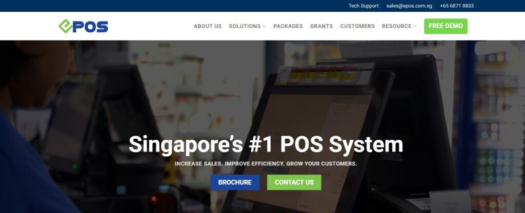 EPOS Pte Ltd